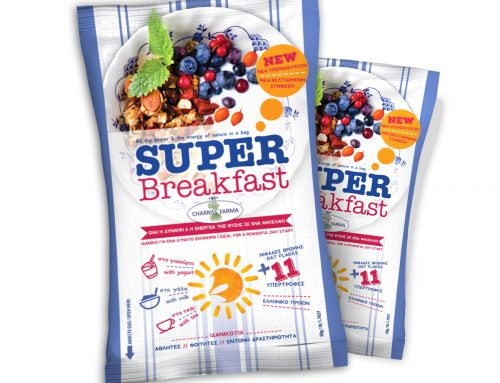 4.8.2017 Pharmex makes the new Super Breakfast bags